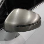 アウディTTのサイドミラー、給油口キャップにラッピング施工 1080-BR230