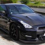 日産GT-R SOTTハイグロスカーボンラッピング&ヘッドライトPPFでご入庫!