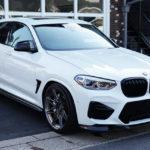 BMW   X4 M 「XPEL アルティメットプラス」フロントフルセットを施工!